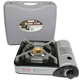Chef-Master 90011 Butane Stove, Portable by