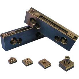 "Talongrip™ Vise Jaw Fixture Grip 1""x1"""