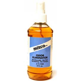 Mitco F1-75m Odor Eliminator Spray, 8 Oz Spray Bottle Package Of 12 by