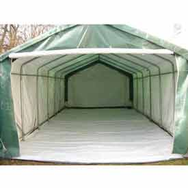Floor Kit For Translucent Round Greenhouse 14'W x 24'L