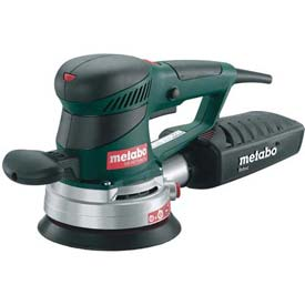 "Metabo® SXE 450 TURBO TEC 6"" Dual Random Orbit Sander"
