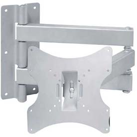 "LCD Articulating Arm Wall Mount Bracket For Monitor 17"" - 32"""