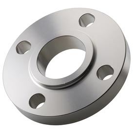 "304 Stainless Steel Class 300 Slip-On Flange 2-1/2"" Female"