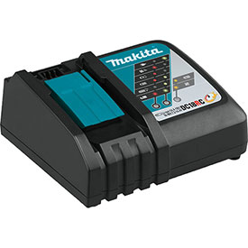 Buy Makita Charger, DC18RC, 18V Lithium-Ion Rapid