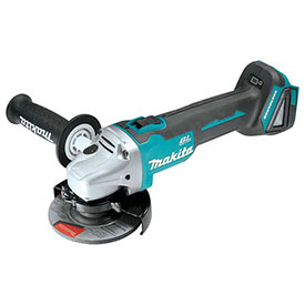 """Makita® XAG03Z 18V LXT Lithium-Ion Brushless 4-1/2"""" Cut-Off/Angle Grinder (Tool only)"""
