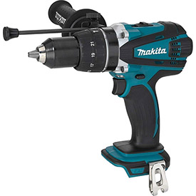 "Makita XPH03Z 18V LXT Lithium-Ion Cordless 1/2"" Hammer Drill Tool Only by"