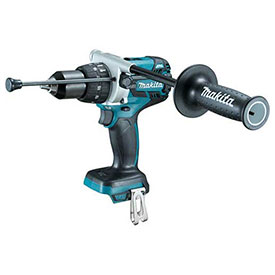 "Makita XPH07Z 18V LXT Lithium-Ion Brushless Cordless 1/2"" Hammer Driver-Drill (Tool Only) by"