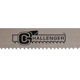 """M.K. Morse 9155801740BX1 14' 6"""" x 1"""" x 0.035 Challenger Structural 8/11 Band Saw Blade by"""