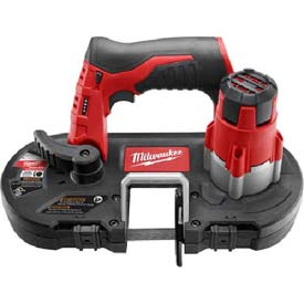 Milwaukee 2429-21XC M12 Cordless Sub-Compact Band Saw Kit by