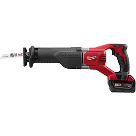 Milwaukee 2621-20 M18 SAWZALL Reciprocating Saw (Bare Tool Only) by