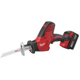 Milwaukee® 2625-21 M18™ HACKZALL® Li-Ion One-Handed Reciprocating Saw Kit 2625-21