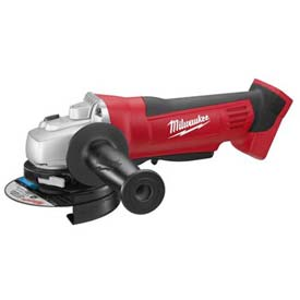 """Milwaukee 2680-20 M18 Cordless Li-Ion 4-1/2"""" Cut-off / Grinder (Bare Tool Only) by"""