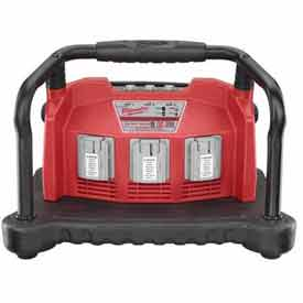 Buy Milwaukee 48-59-0280 M28 3-Bay Universal Charger