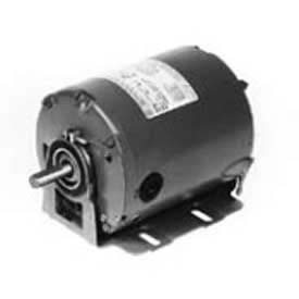 Marathon Motors Severe Duty Motor, B401, 56S17D2062, 1/2HP, 115V, 1800RPM, 1PH, 48Y FR, DP
