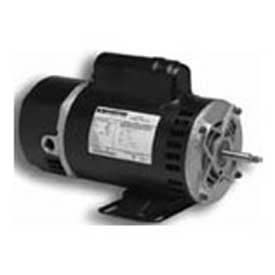 Marathon Motors Above-Ground Pool Pump Motor, C1326, 1.5HP, 230V, 3600/1800RPM, 1PH, 56Y FR, DP