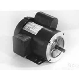 Marathon Motors, E265, 5KCR46MN0093, 1/2HP, 1725/1425RPM, 100-120/200-240V, 1PH, 56C FR, TEFC