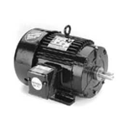 Marathon Motors Premium Efficiency Motor, E353, 2HP, 3600RPM, 230/460V, 3PH, 145T FR, TENV