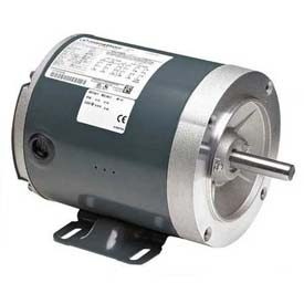 Marathon Motors, K258, 5K49KN4124, 3/4-3/4HP, 1800RPM, 208-230/460V, 3PH, 56C FR, TEFC
