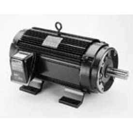 Marathon Motors Inverter Duty Motor, Y536, 143THTR5326, 1HP, 230/460V, 1800RPM, 3PH, 143TC, TENV