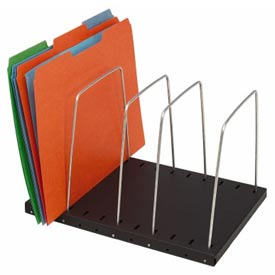 Adjustable Wire Organizer - 4 Pocket - Pkg Qty 6