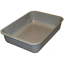 "Molded Fiberglass Toteline Nesting Box Bus Pan 330008 -21""L x 15""W x 5""H,... by"