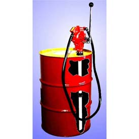 Morse® Hand Drum Pump Model 26 for Petroleum or Lube Oils up to 2000 SSU Viscosity