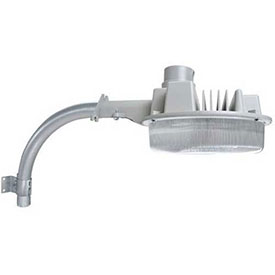Morris Products 71332, LED Dusk to Dawn Area Lights 2944 Lumens with Bracket 120-277V