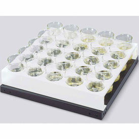Thermo Scientific MaxQ Dedicated Platform with Clamps 3524-36, For 20 mL Beakers by