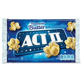 ACT II Microwave Popcorn, Butter, 2.75 Oz, 36/Carton by