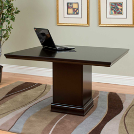 Tables Conference Tables Martin Furniture Fulton 48 Conference Table Kathy Ireland Home