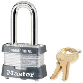 Master Lock® General Security Laminated Padlocks - No. 11lf - Pkg Qty 24