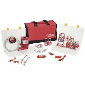 Master Lock® Group Lockout Kit, Electrical