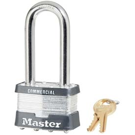 Master Lock® General Security Laminated Padlocks - No. 25kalj - Pkg Qty 24