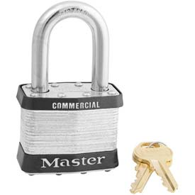Master Lock® General Security Laminated Padlocks - No. 25lf - Pkg Qty 24