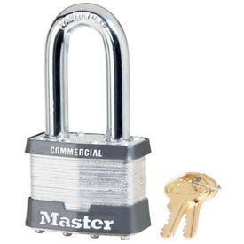Master Lock® General Security Laminated Padlocks - No. 27lh - Pkg Qty 24