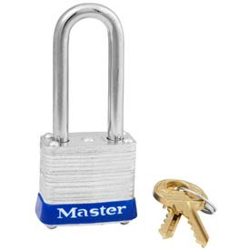 Master Lock® General Security Laminated Padlocks - No. 7kalf - Pkg Qty 24