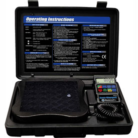 Mastercool 98210-A Accu-Charge II Programmable Refrigerant Scale by