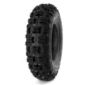 Martin Wheel Polar Trac Snow Thrower Tire 356-2STT-I 410/350-6 2 Ply by Snowblowers