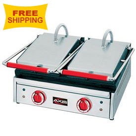 Axis Panini Grill - Double