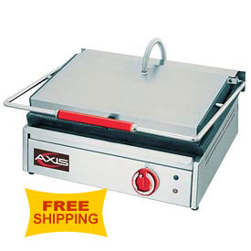Axis Panini Grill Single by