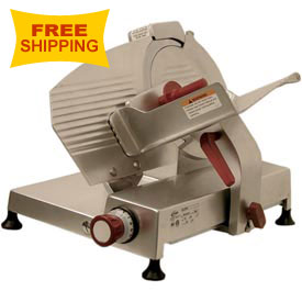 "Axis Meat Slicer with 12"" Diameter Blade, Premium AX-S12U by"