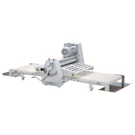 Axis AX-TDS - Dough Sheeter, Steel Base, 3-50mm Adjustable Thickness
