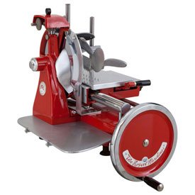 "Axis AX-VOL12 Volano Flywheel Meat Slicer, 12"" Blade, Fully Hand-Operated by"