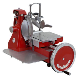 "Axis AX-VOL14 Volano Flywheel Meat Slicer, 14"" Blade, Fully Hand-Operated by"