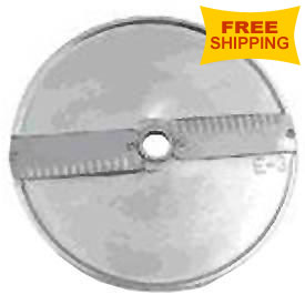 Click here to buy Axis Cutting Disk for Expert 205 Food Processor Slice, Crinkled, 10mm.