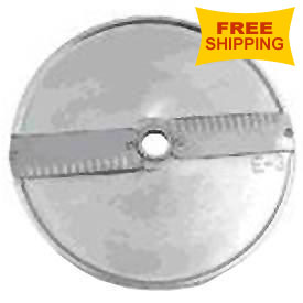 Click here to buy Axis Cutting Disk for Expert 205 Food Processor Slice, Crinkled, 8mm.