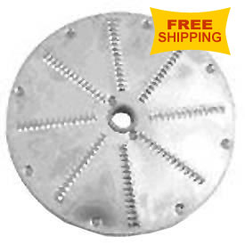 Axis Cutting Disk for Expert 205 Food Processor Shredder, 4mm by