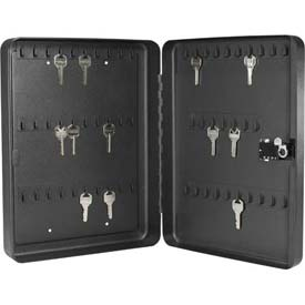 "Barska 60 Position Key Safe with Combination Lock, 12""W x 3""D x 18""H"
