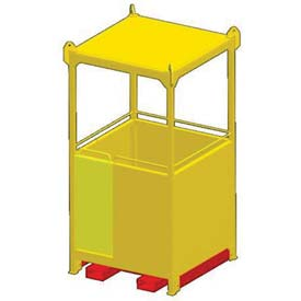 M&W Personnel Basket Removable Test Weight (Qty. 1 or 2) - 1000 Lb. Capacity