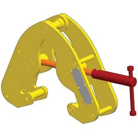 M&W Small Frame Clamp - 4480 Lb. Capacity